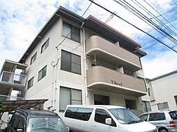 広島県広島市南区丹那新町の賃貸マンションの外観