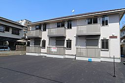 福岡県北九州市戸畑区沢見1丁目の賃貸アパートの外観