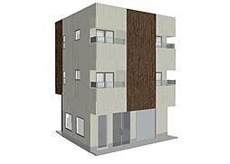 (仮称)東町マンション[2階]の外観