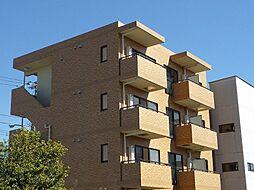 ソレイユメナーII[2階]の外観