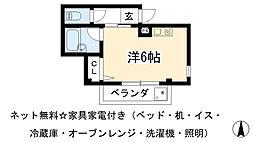 北大路駅 3.8万円