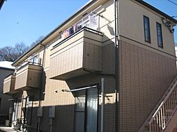 神奈川県横浜市港北区日吉4丁目の賃貸アパートの外観