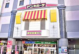 東京都江戸川区篠崎町7丁目の賃貸アパートの外観