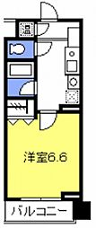 ロイヤルハイツ常盤[304号室号室]の間取り