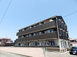 山口県山陽小野田市高栄2丁目の賃貸アパートの外観