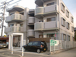 兵庫県西宮市段上町3丁目の賃貸マンションの外観