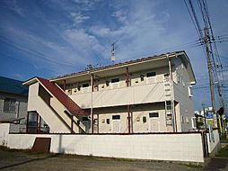 福島学院前駅 1.0万円