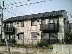 グレイスタウンコート A棟[102号室]の外観