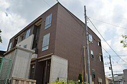 埼玉県狭山市広瀬東4丁目の賃貸アパートの外観