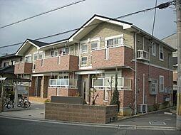 ソレアードユニティ[2階]の外観