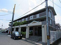 ファミーユ南高田[102号室]の外観