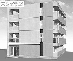 グレイスフル・K[3階]の外観