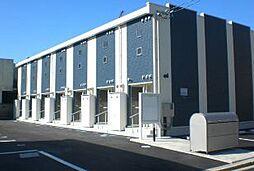 香川県坂出市旭町2丁目の賃貸アパートの外観