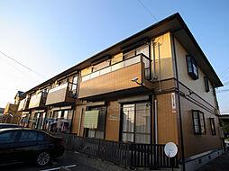 兵庫県姫路市町坪南町の賃貸アパートの外観