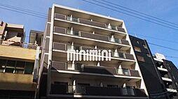 プレストンズ新栄[6階]の外観