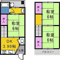四天王寺前夕陽ヶ丘駅 1,580万円
