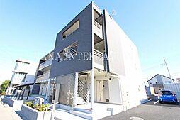 埼玉県八潮市大字垳の賃貸マンションの外観