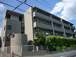 大阪府吹田市藤が丘町の賃貸マンションの外観