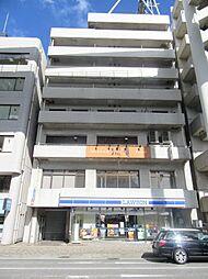 千葉県千葉市中央区新町の賃貸マンションの外観