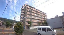 大阪府大東市南津の辺町の賃貸マンションの外観