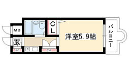 守山自衛隊前駅 2.7万円