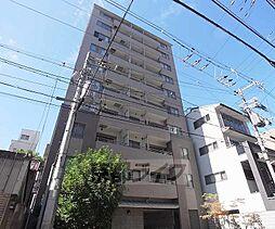 京都府京都市中京区十文字町の賃貸マンションの外観