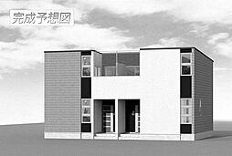 [テラスハウス] 三重県松阪市荒木町 の賃貸【/】の外観