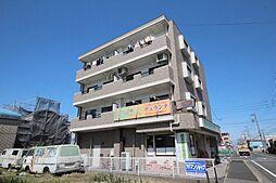 愛知県名古屋市中川区中島新町3丁目の賃貸マンションの外観