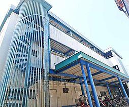 京都府京都市西京区樫原井戸町の賃貸マンションの外観