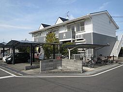 サンモール板原[1階]の外観