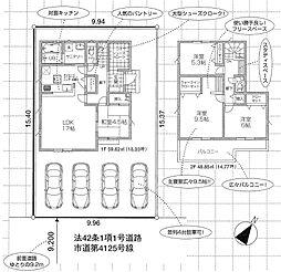 坂戸市鶴舞3丁目