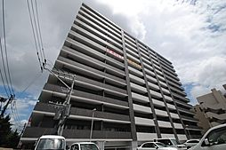 アーバンパレス六ツ門セントラルベース[607号室]の外観