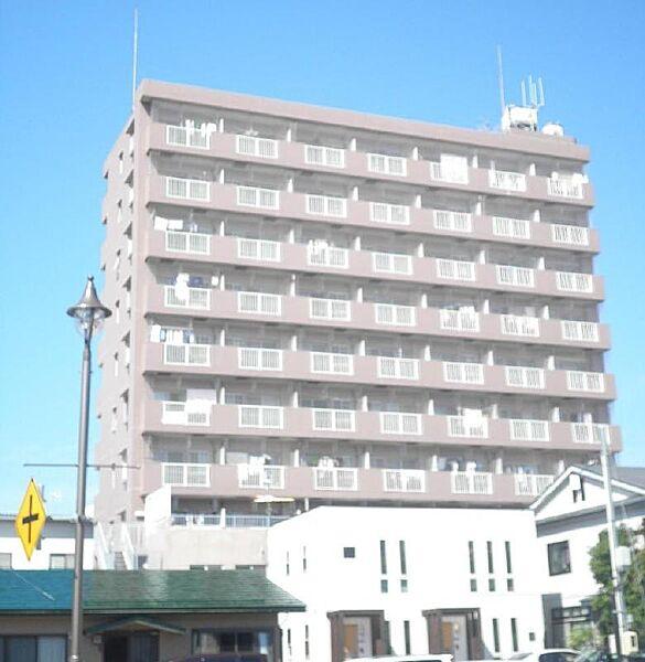 山形県山形市十日町2丁目の賃貸マンションの外観