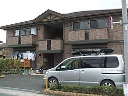 埼玉県さいたま市中央区円阿弥2丁目の賃貸アパートの外観