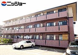 ロイヤルガーデン昭和A棟[1階]の外観