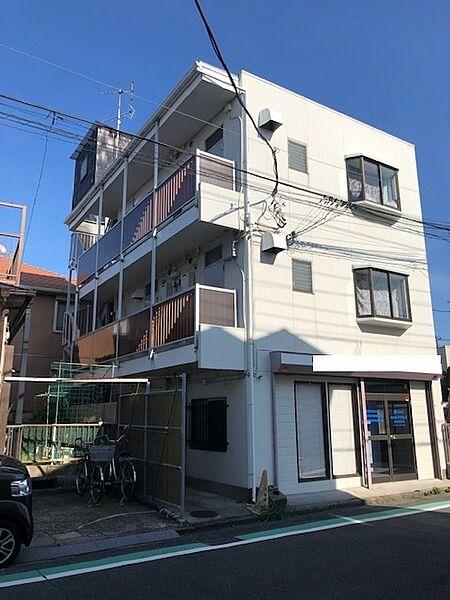 ヨコミゾマンション 3階の賃貸【神奈川県 / 横浜市港北区】