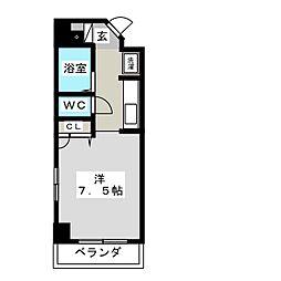 グランドメゾン藤[2階]の間取り