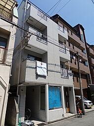 ハイツ三軒家[4階]の外観