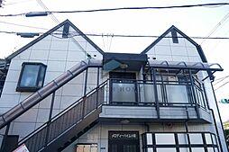 メロディーハイム小阪[1階]の外観