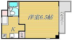 メゾン廣田[2階]の間取り