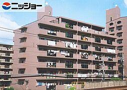 ファミール日進壱番館604号室[6階]の外観