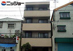 プチメゾンドーム南[1階]の外観