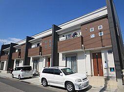 [テラスハウス] 埼玉県川口市芝高木1丁目 の賃貸【/】の外観