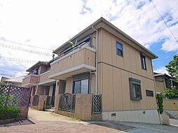 [テラスハウス] 奈良県奈良市学園中2丁目 の賃貸【/】の外観