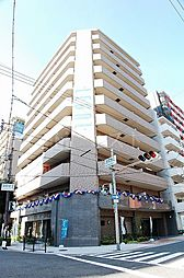 リーガル京町堀[6階]の外観