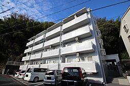 ハイネス鈴峰[2階]の外観