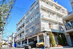佐野マンション[4階]の外観