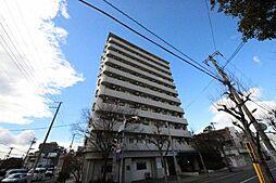 兵庫県尼崎市名神町2丁目の賃貸マンションの外観