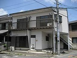 越戸町 アパート[1階]の外観