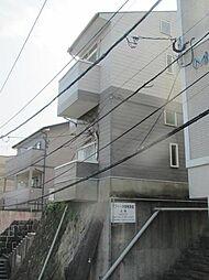 福岡県福岡市東区香椎1丁目の賃貸アパートの外観